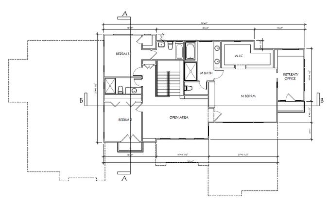 Magdalena lot 1 floor plan 2