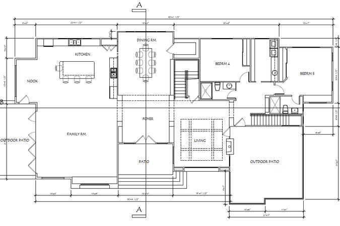 Magdalena lot 1 floor plan 1
