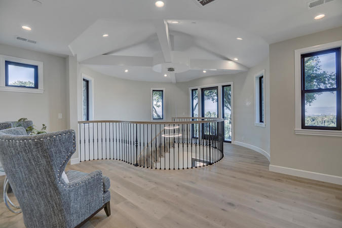 10880 magdalena rd los altos large 040 36 upstairs view to stairway 1500x1000 72dpi