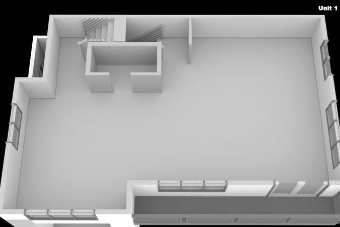 Unit 1 2nd floor