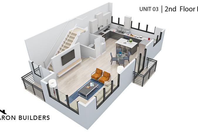 Fairoaks unit03 2nd floor plan