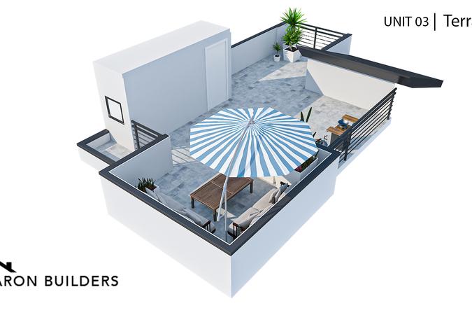 Fairoaks unit03 terrace