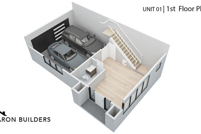 Fairoaks unit01 1st floor  plan