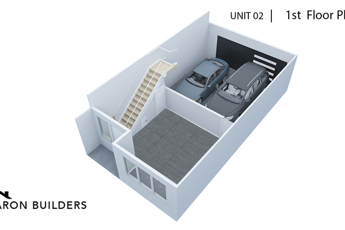 Fairoaks unit02 1st floor plan