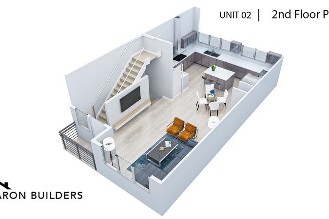 Fairoaks unit02 2nd floor plan
