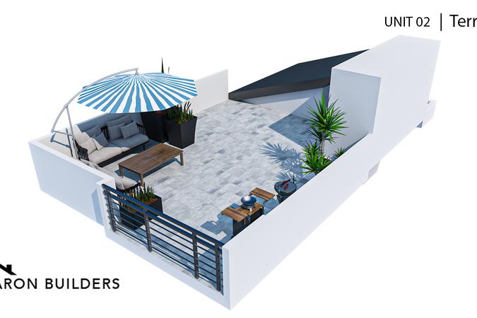 Fairoaks unit02 terrace