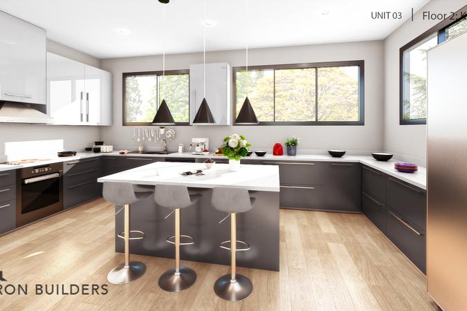 Fair oaks unit03 floor2 kitchen